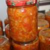 Заправка для борща и супа на зиму